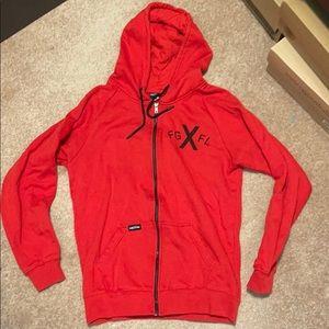 Flag nor fail hoodie size M